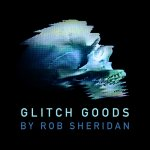 Logo for Glitch Goods by Rob Sheridan