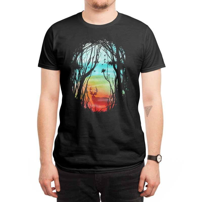 Lost in My Dreams Men's T-Shirt by Robson Borges