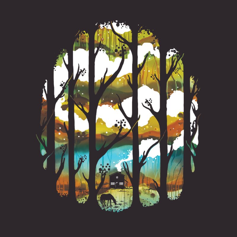 A Magical Place Men's T-Shirt by Robson Borges
