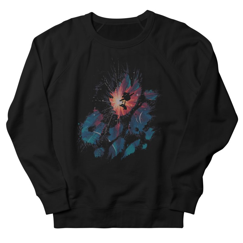 Fly With Me Women's Sweatshirt by Robson Borges