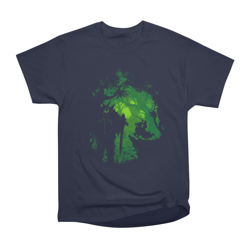 Sentinel Men's Heavyweight T-Shirt by Robson Borges