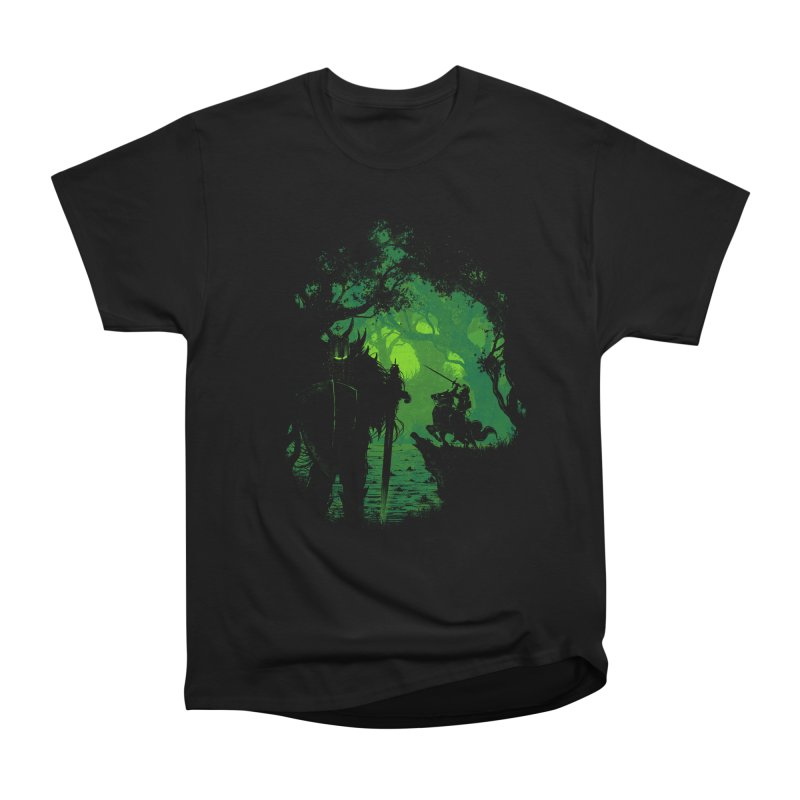 Sentinel Women's Heavyweight Unisex T-Shirt by Robson Borges