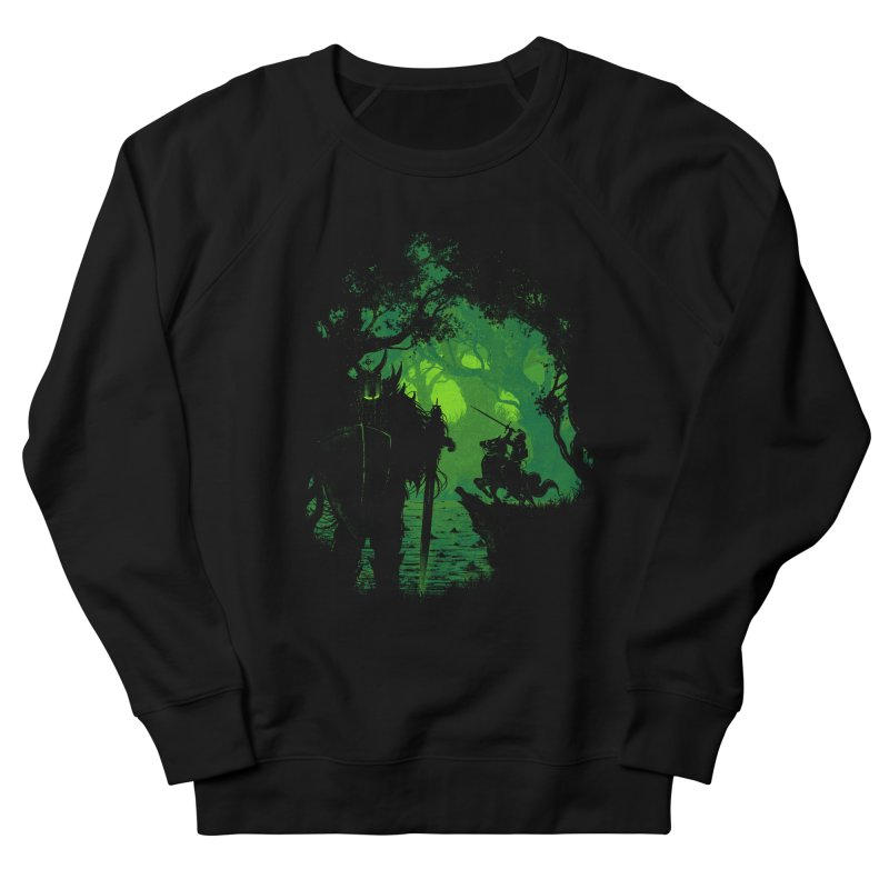 Sentinel Men's Sweatshirt by Robson Borges