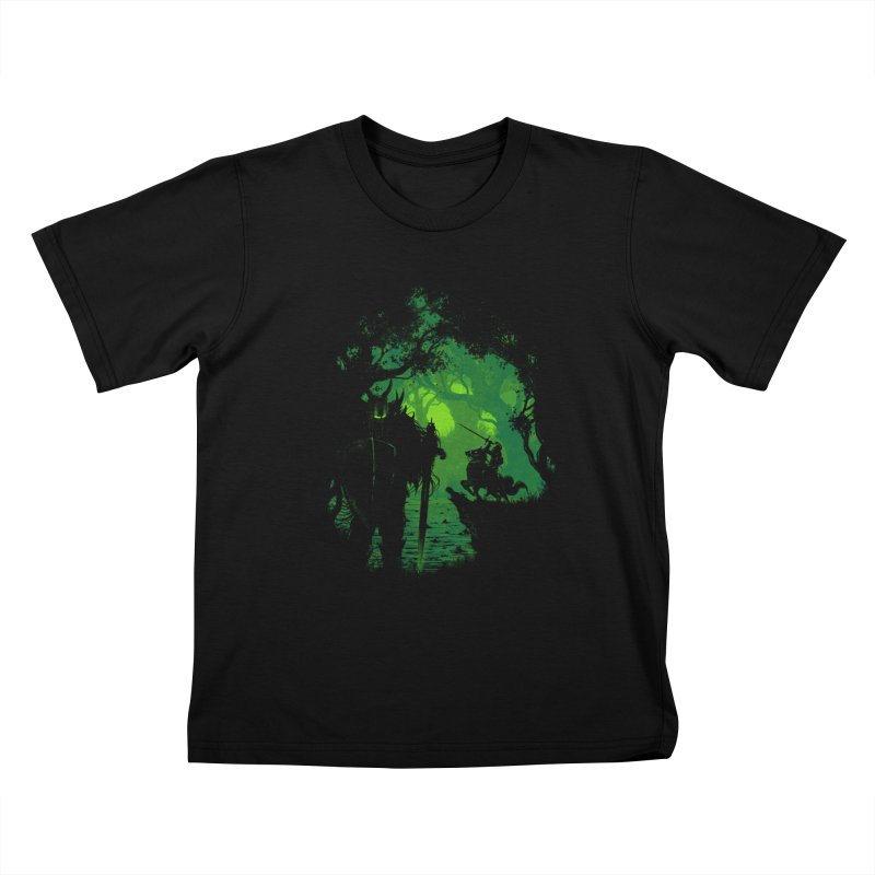 Sentinel Kids T-shirt by Robson Borges