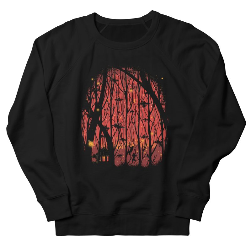 Fireflies Women's Sweatshirt by Robson Borges