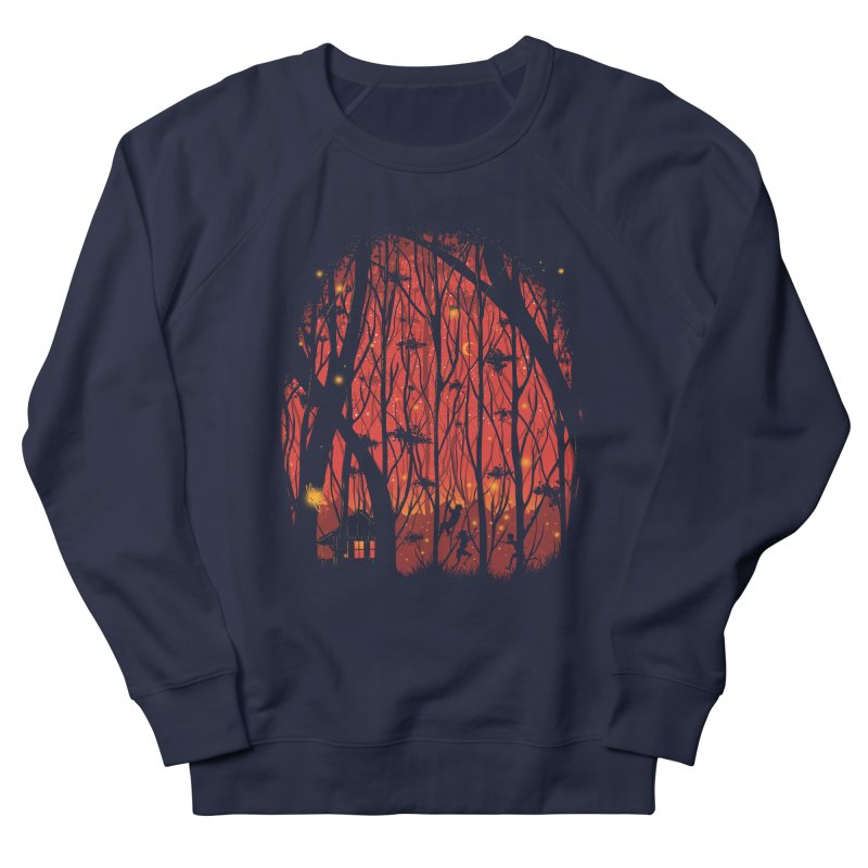 Fireflies Women's Sweatshirt by Robson Borges