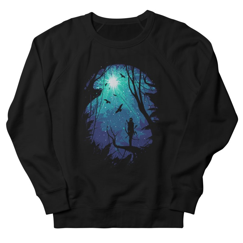 Tribute Men's Sweatshirt by Robson Borges