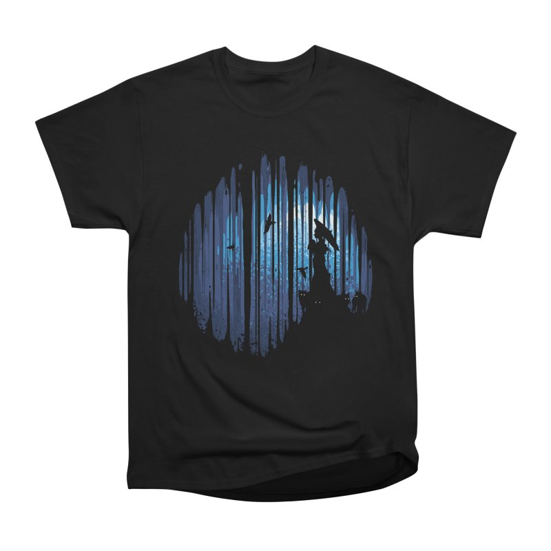 Hidden Place Men's Heavyweight T-Shirt by Robson Borges