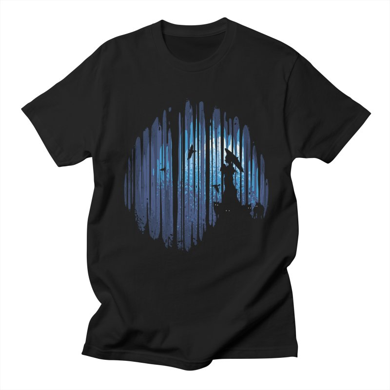 Hidden Place Men's T-Shirt by Robson Borges