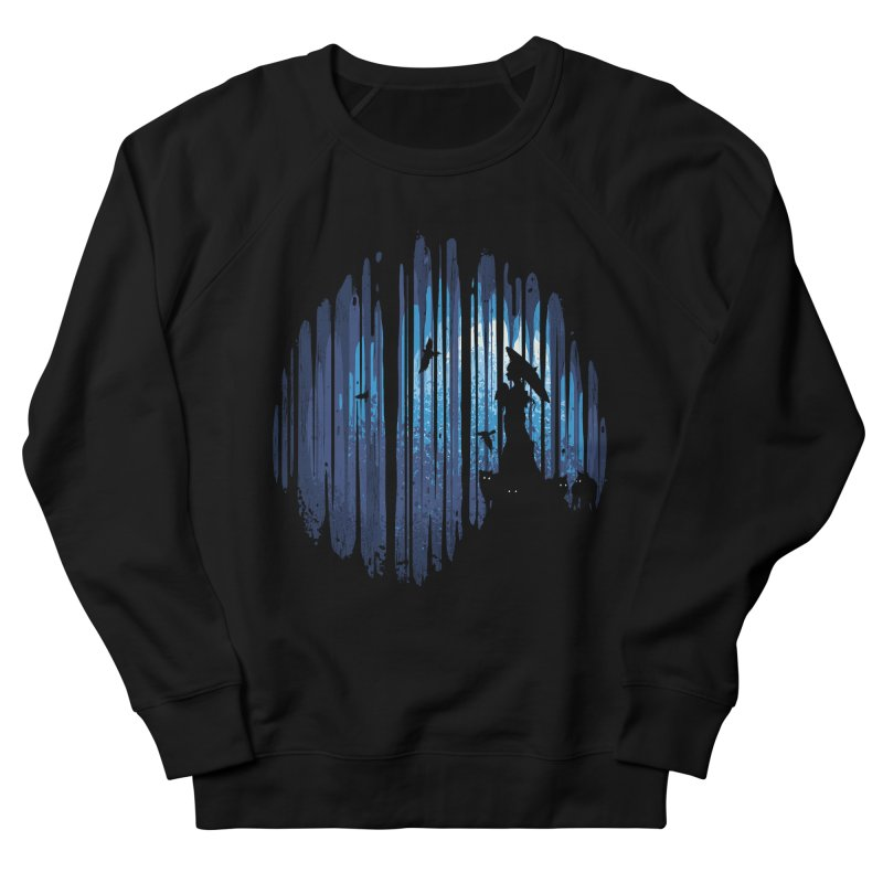 Hidden Place Women's Sweatshirt by Robson Borges