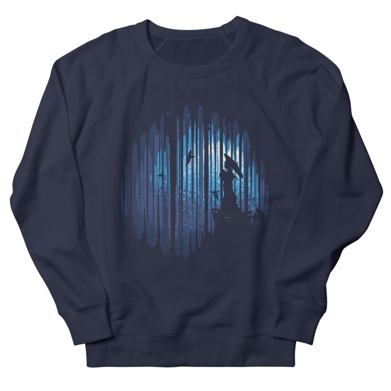 Hidden Place Men's Sweatshirt by Robson Borges