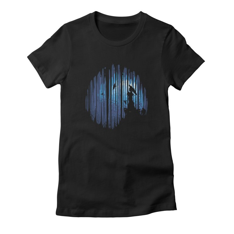 Hidden Place Women's T-Shirt by Robson Borges