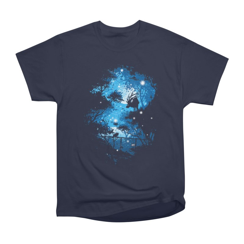 Moonlight  Men's Classic T-Shirt by Robson Borges