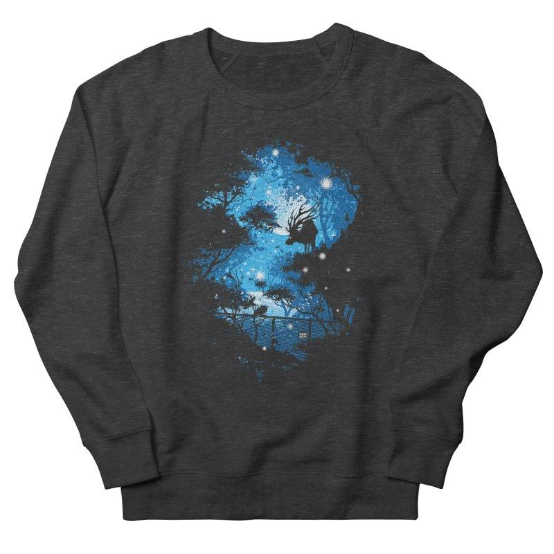 Moonlight  Women's Sweatshirt by Robson Borges
