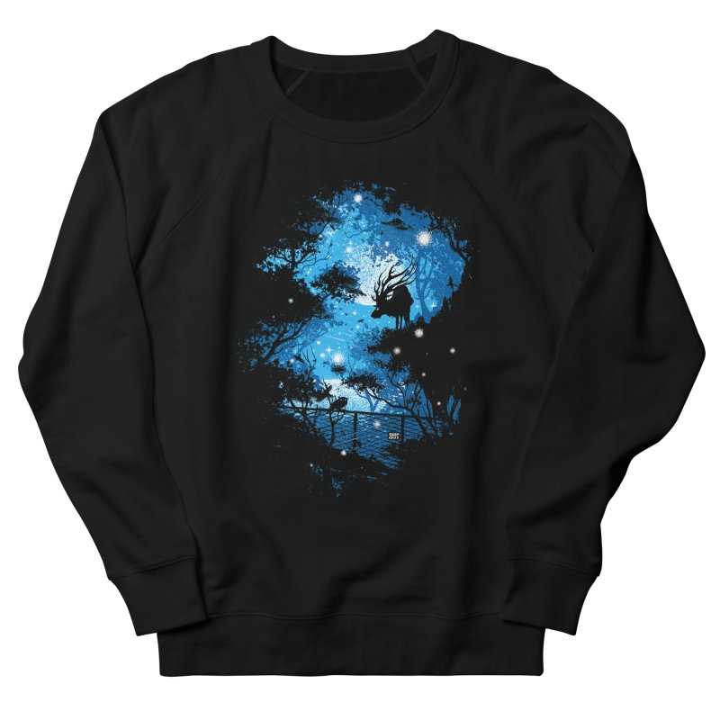 Moonlight  Men's Sweatshirt by Robson Borges
