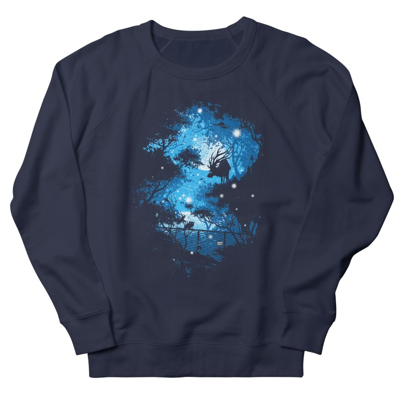 Moonlight  Men's Sweatshirt by Robson Borges
