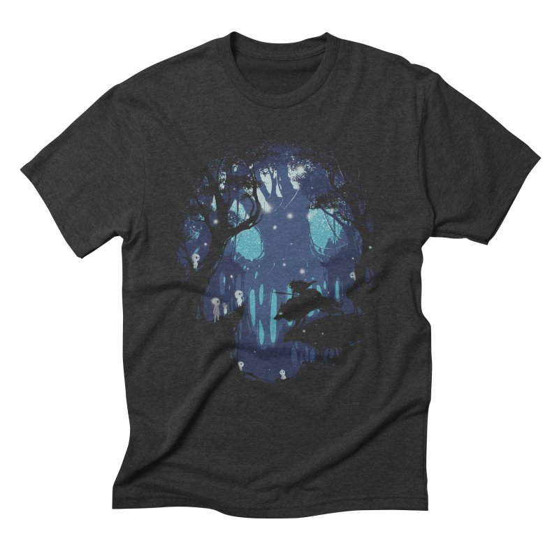 Guardians II Men's Triblend T-shirt by Robson Borges