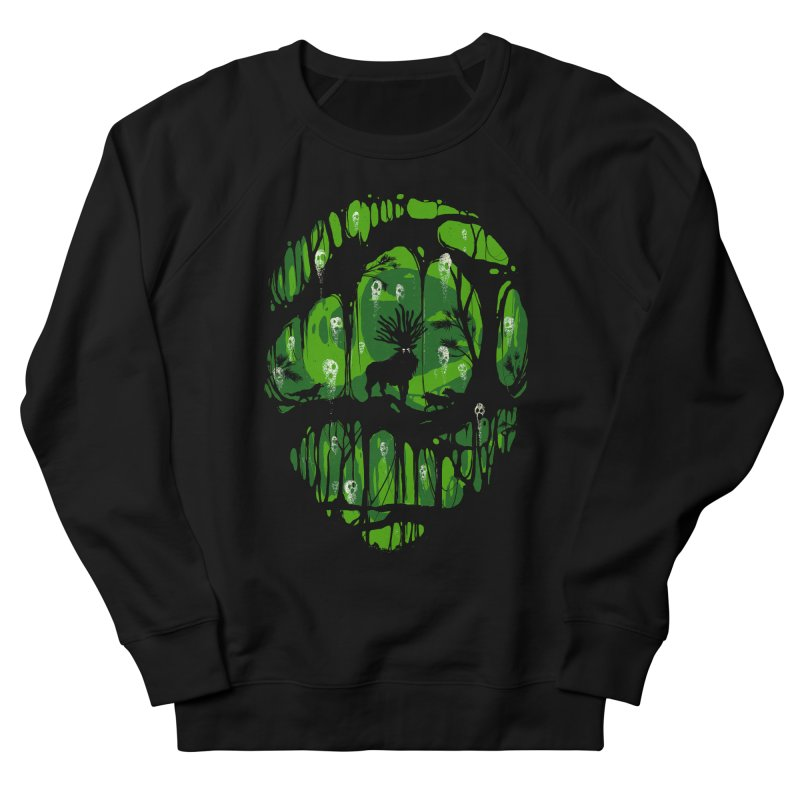 The song of spirits Men's Sweatshirt by Robson Borges