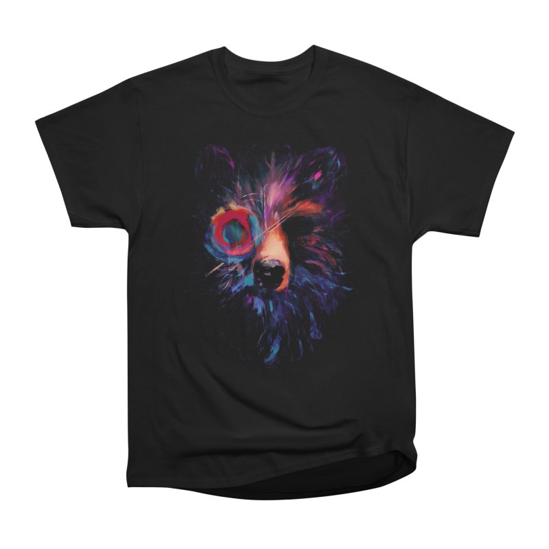 Darkling Women's Classic Unisex T-Shirt by Robson Borges