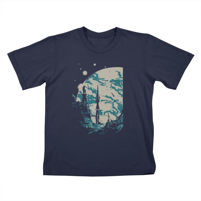 Splendor Kids T-Shirt by Robson Borges