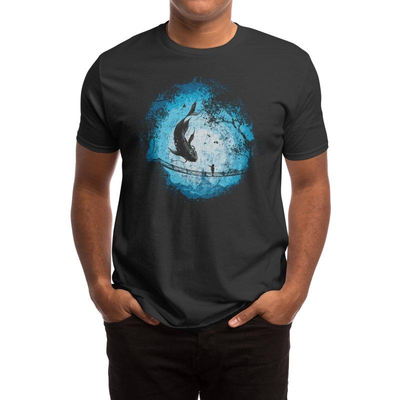 My Secret Friend Men's T-Shirt by Robson Borges