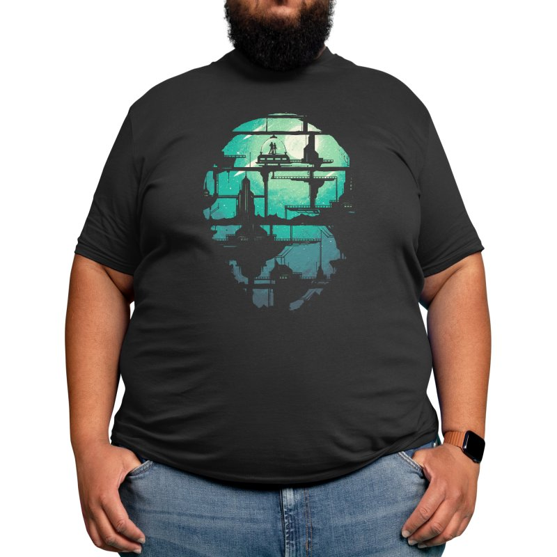 Future Shock Men's T-Shirt by Robson Borges
