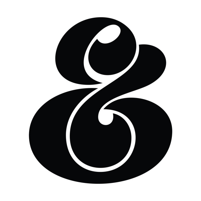 Robu Ampersand None  by The Typography Shop of Andrei Robu