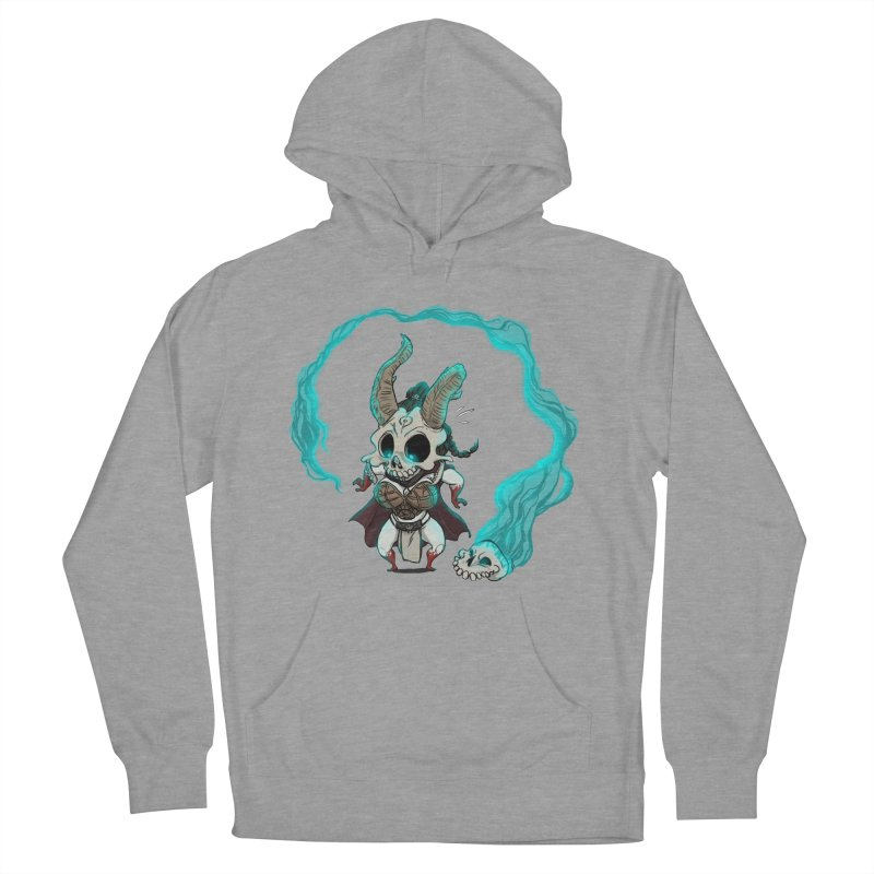 Mini Kier Women's French Terry Pullover Hoody by roby's Artist Shop