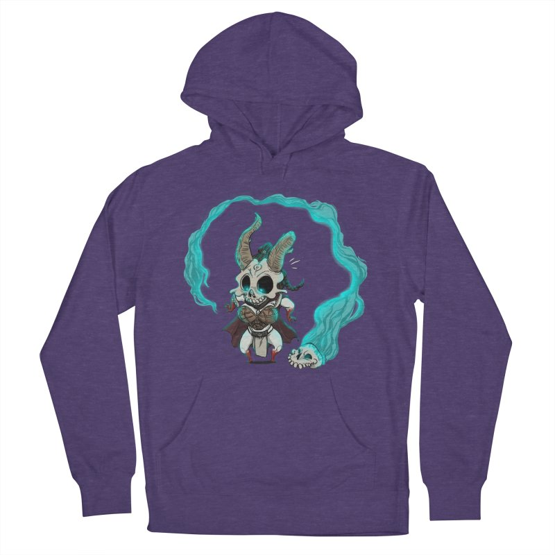 Mini Kier Men's French Terry Pullover Hoody by roby's Artist Shop