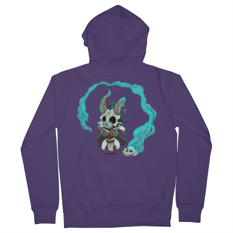 Mini Kier Women's French Terry Zip-Up Hoody by roby's Artist Shop