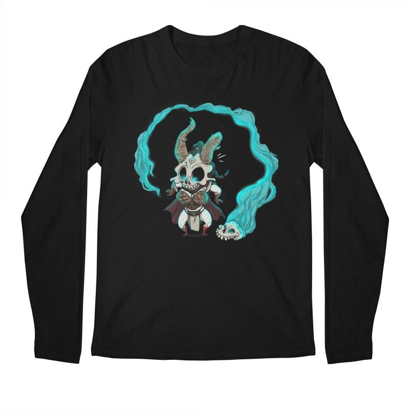 Mini Kier Men's Regular Longsleeve T-Shirt by roby's Artist Shop