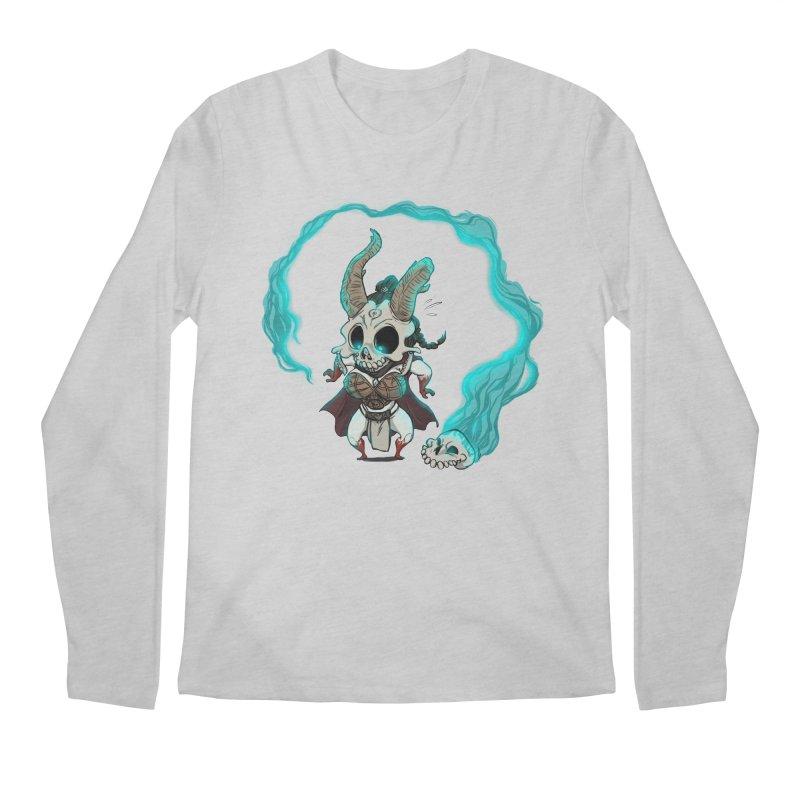 Mini Kier Men's Longsleeve T-Shirt by roby's Artist Shop