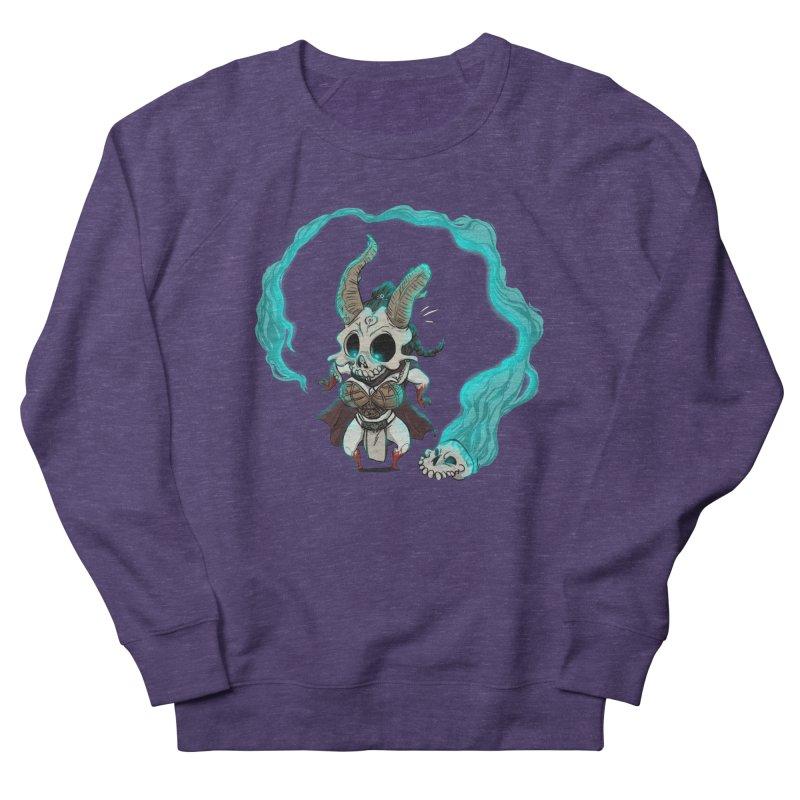 Mini Kier Women's French Terry Sweatshirt by roby's Artist Shop