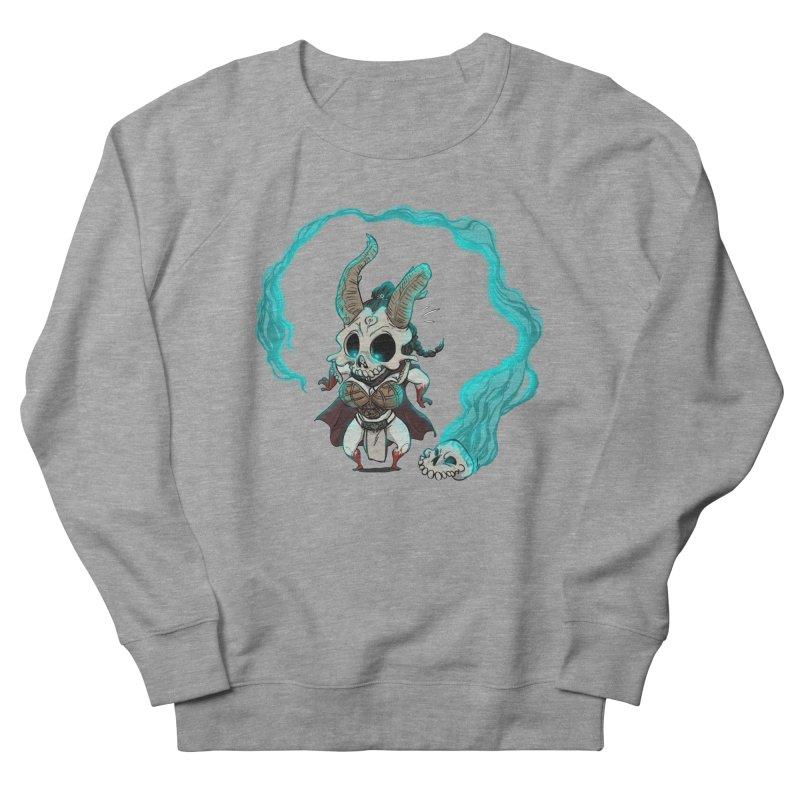 Mini Kier Men's French Terry Sweatshirt by roby's Artist Shop