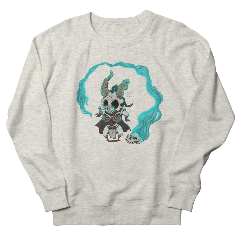 Mini Kier Men's French Terry Sweatshirt by roby's Artist Shop