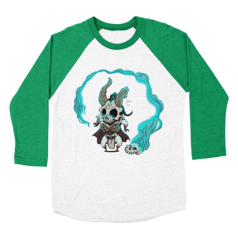 Mini Kier Women's Baseball Triblend Longsleeve T-Shirt by roby's Artist Shop
