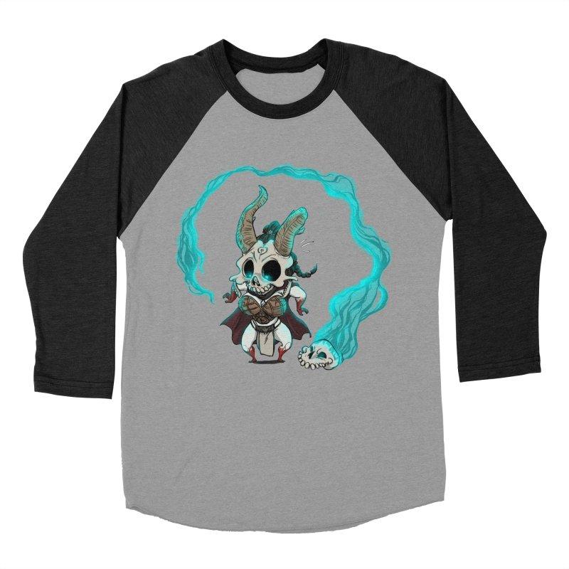Mini Kier Women's Baseball Triblend T-Shirt by roby's Artist Shop
