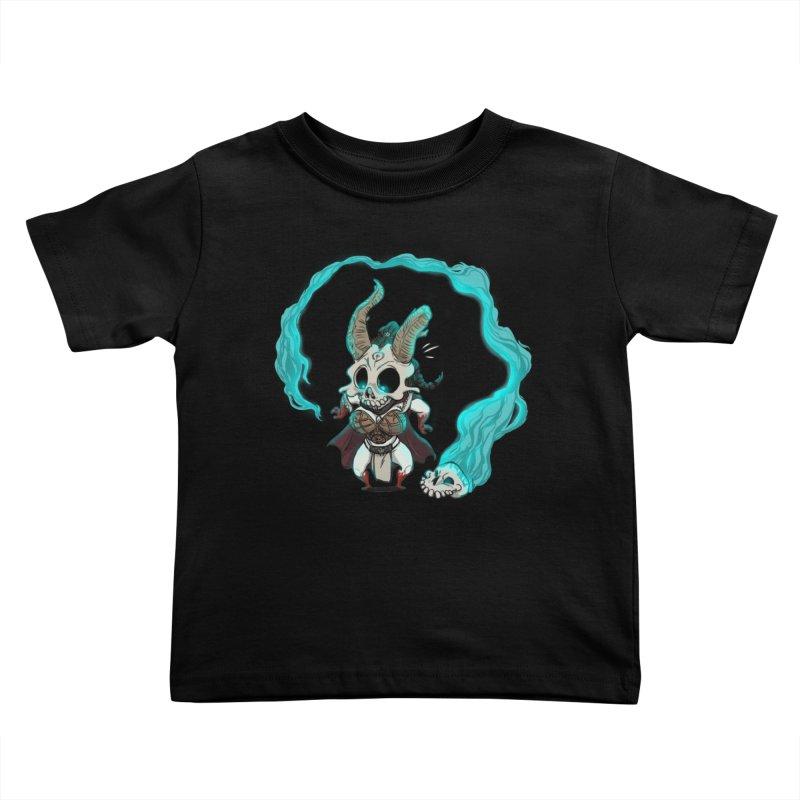 Mini Kier Kids Toddler T-Shirt by roby's Artist Shop