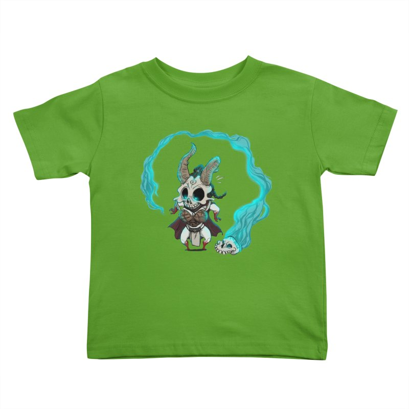 Mini Kier Kids Toddler T-Shirt by roby's Artist Shop