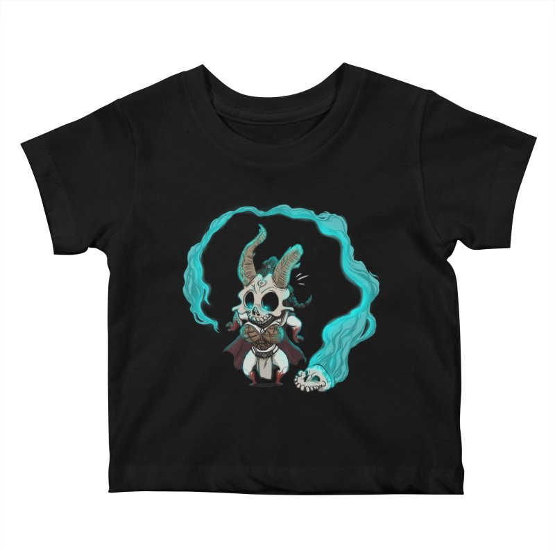 Mini Kier Kids Baby T-Shirt by roby's Artist Shop