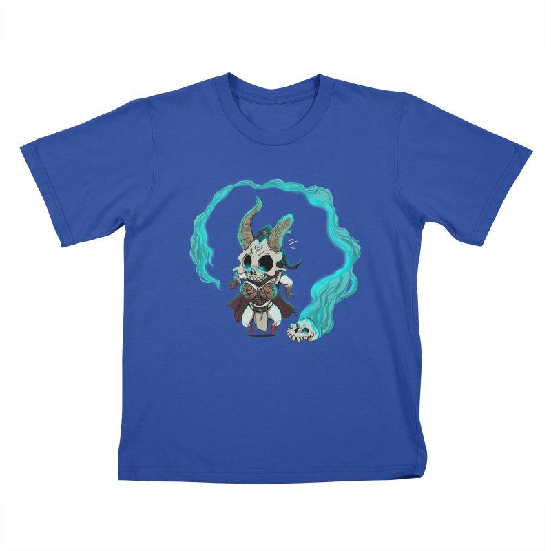 Mini Kier Kids T-shirt by roby's Artist Shop