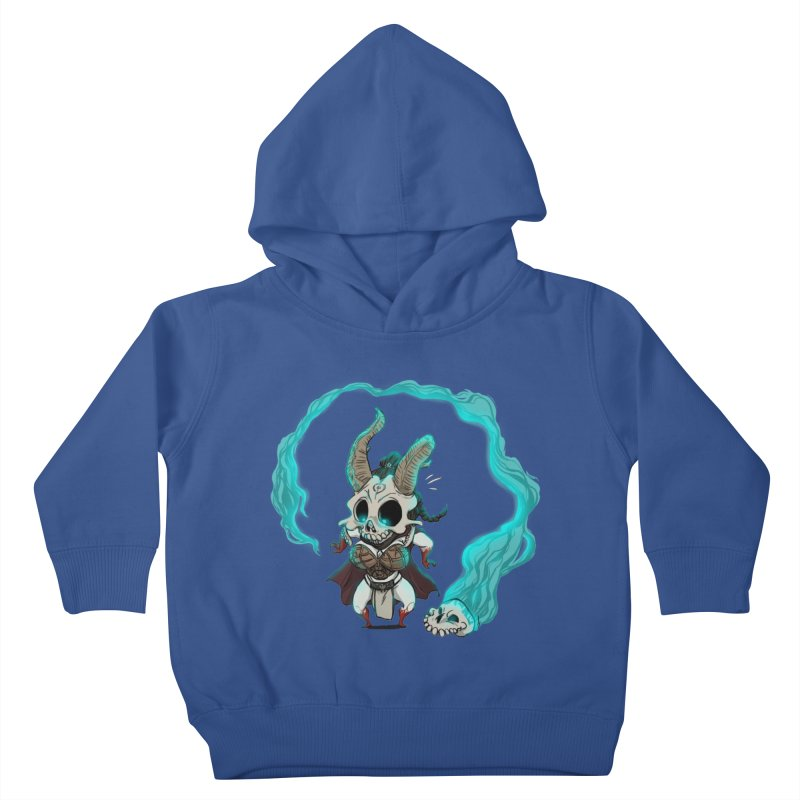 Mini Kier Kids Toddler Pullover Hoody by roby's Artist Shop