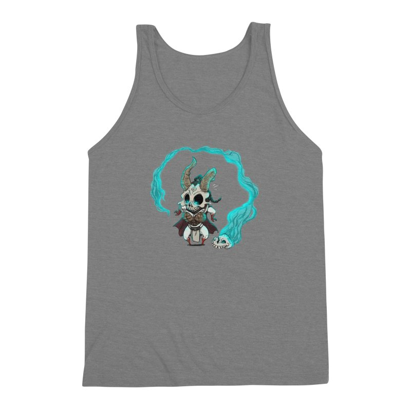 Mini Kier Men's Triblend Tank by roby's Artist Shop