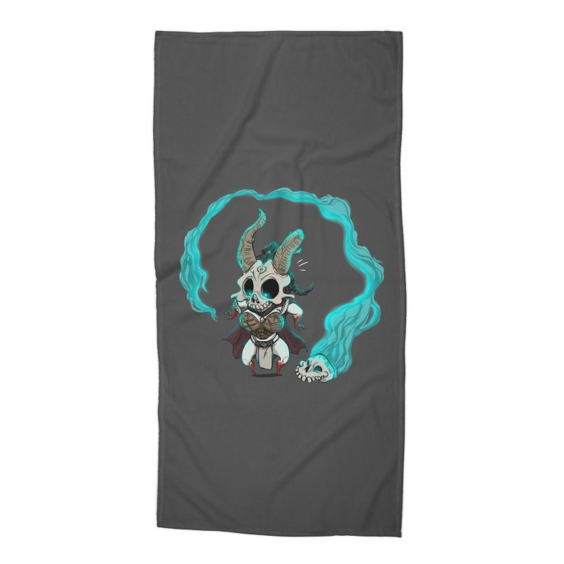 Mini Kier Accessories Beach Towel by roby's Artist Shop