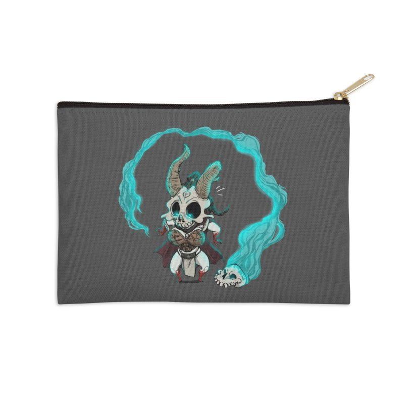 Mini Kier Accessories Zip Pouch by roby's Artist Shop
