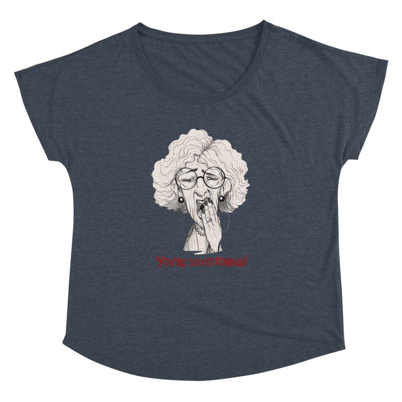 BoredWoman! Women's Dolman by roby's Artist Shop