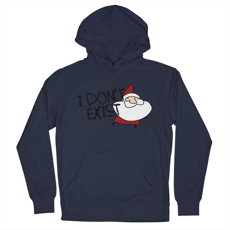 I Don't Exist Men's Pullover Hoody by roby's Artist Shop