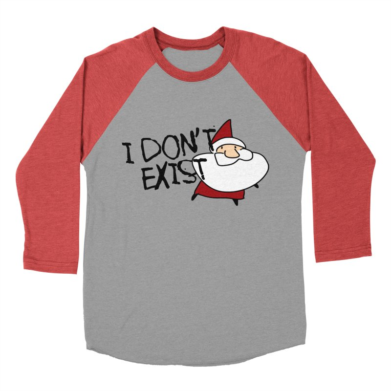 I Don't Exist Men's Longsleeve T-Shirt by roby's Artist Shop