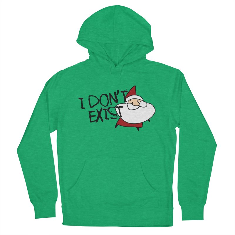 I Don't Exist Women's Pullover Hoody by roby's Artist Shop