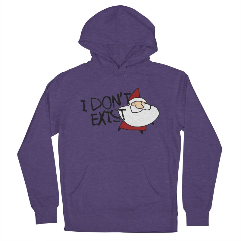 I Don't Exist Women's French Terry Pullover Hoody by roby's Artist Shop